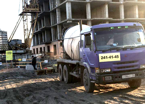 Бетон красноярск завод расчет керамзитобетона для дома